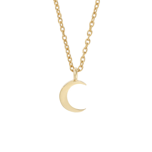 Only Moon Necklace