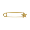 Safety Pin Star Y-D