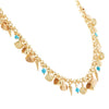 Sea Bed Necklace BR-YP-TURQ