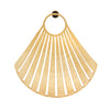 Scallop Shell Earrings BR-SLV-YP-L