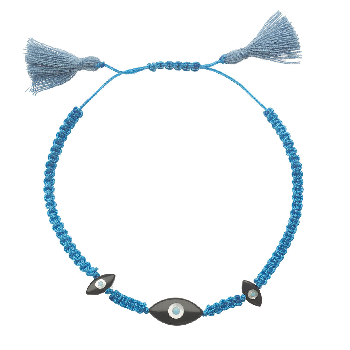 Summer Bracelet 10 Dark Sky Blue