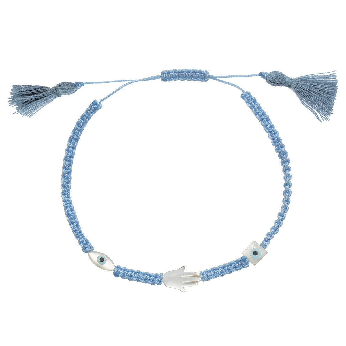 Summer Bracelet 23 Light Blue Sky