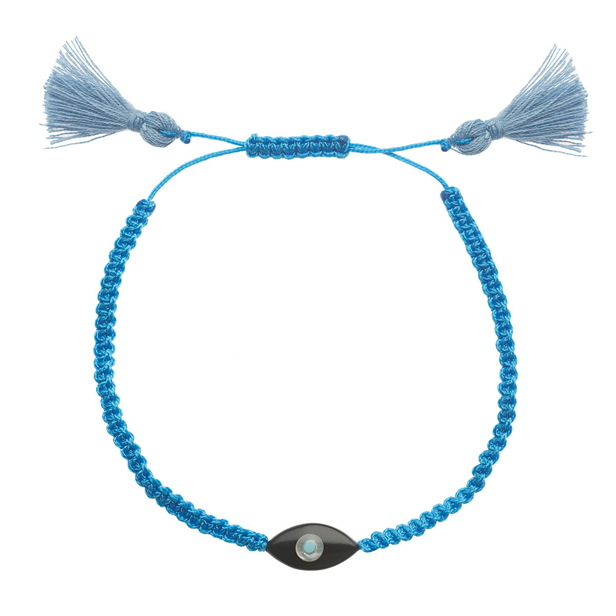 Summer Bracelet 8 Dark Sky Blue