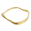 Flow Bangle Slv-Yp