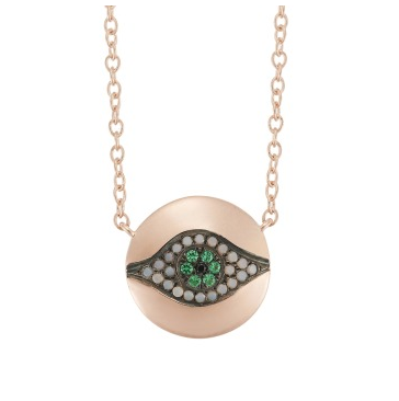 Little Dawn Necklace Pave