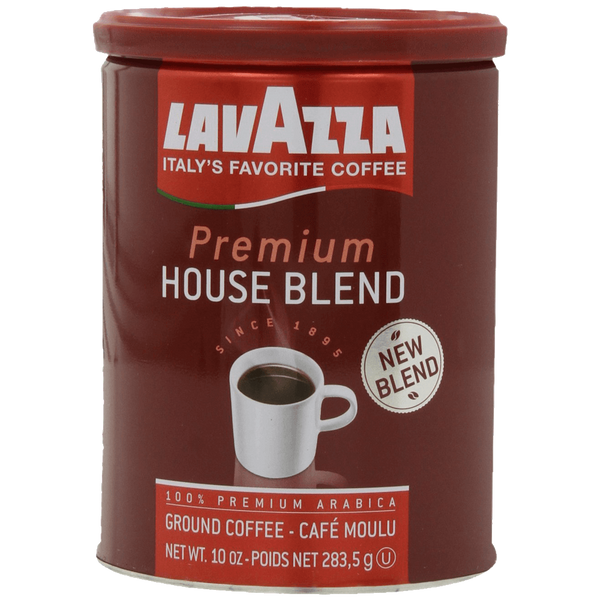 Lavazza Premium House Blend Coffee 10-Ounce
