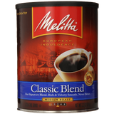 Melitta Coffee Classic Blend Ground Medium Roast