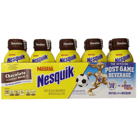 Nesquik Ready To Drink Milk Chocolate