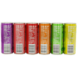 The Switch Sparkling Juice Variety Pack 8-Ounce Cans