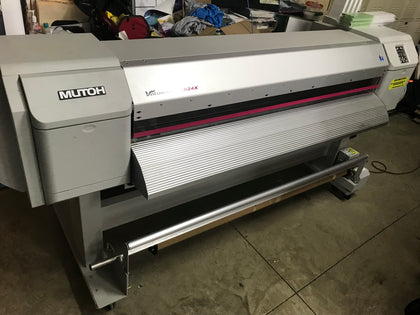 Used Mutoh 1624X