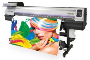Mimaki JV300-130 Solvent or Sublimation. Used available.