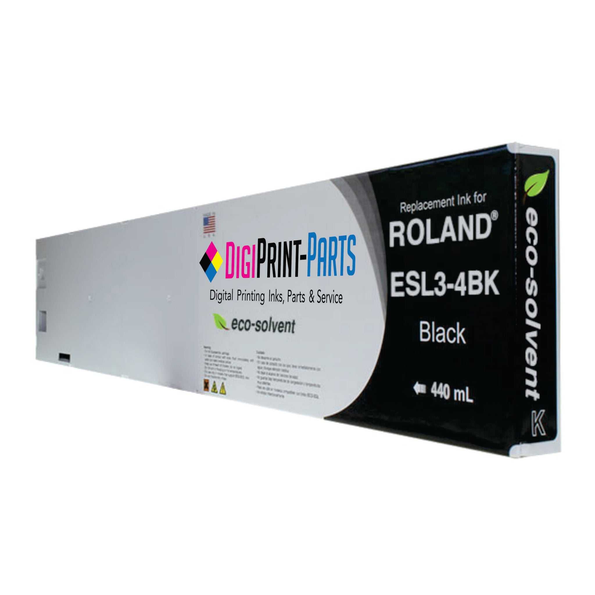 Roland ECO-SOL MAX Ink Cartridges 440ml