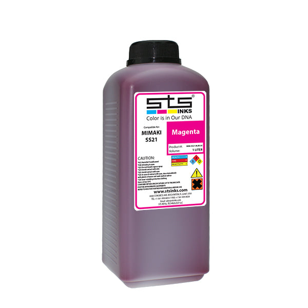 Mimaki SS21 1000ml OEM Matched Ink Made in the USA