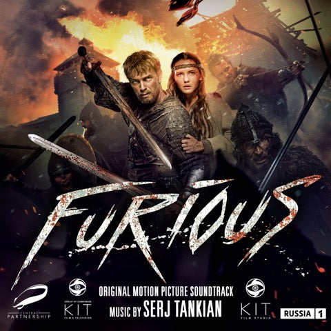 Furious Legend Of Kolovrat Original Motion Picture Soundtrack Serj Tankian
