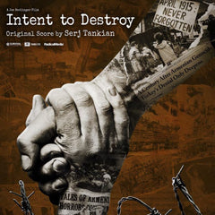 'Intent To Destroy' Soundtrack Available Now on iTunes, Spotify, Apple Music, Etc.
