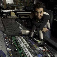 Serj Releasing Two Albums in June and July, Announces Tour Dates