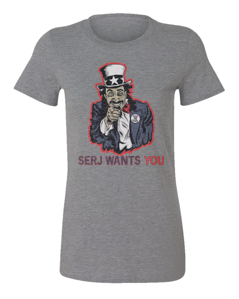 Women's | Serj Wants You | Crew