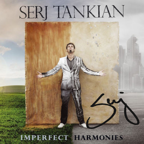 Imperfect Harmonies CD - Autographed
