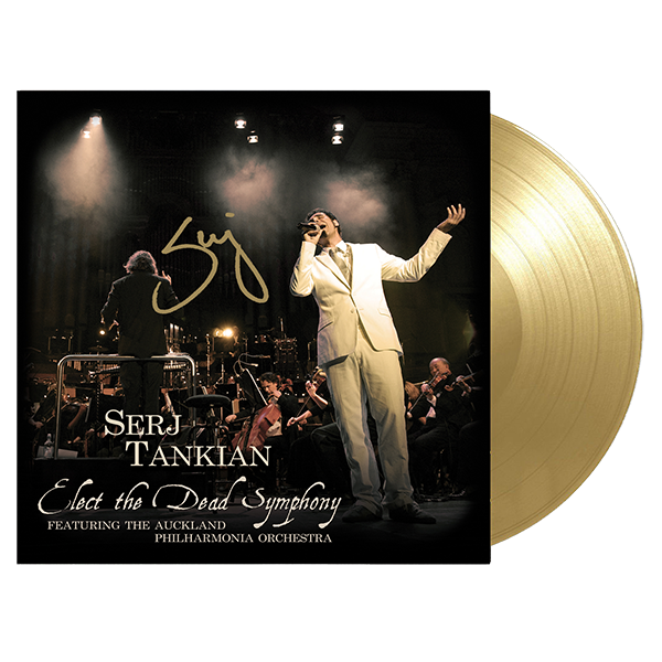 Elect The Dead Symphony - Colored Vinyl - Autographed - Limited Edition