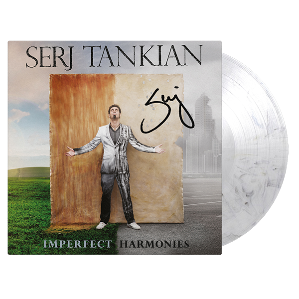 Imperfect Harmonies - Colored Vinyl - Autographed - Limited Edition
