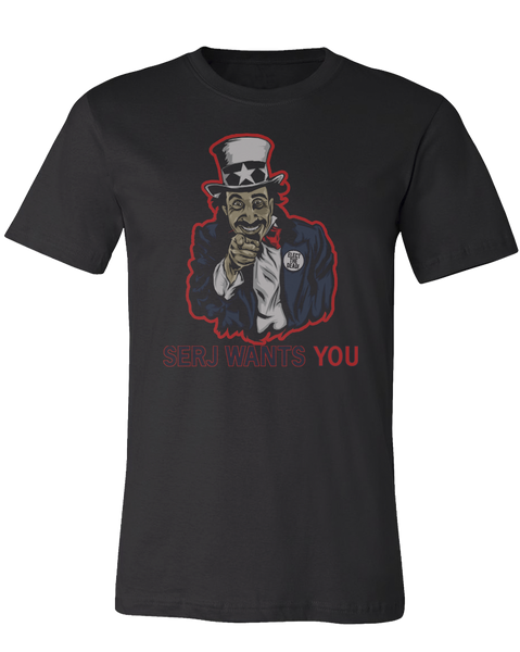 Men's | Serj Wants You | Crew