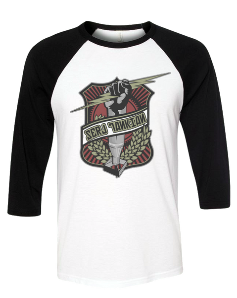 Women's | Iron Fist | 3/4 Sleeve Baseball Tee