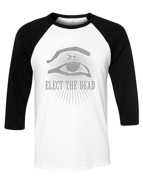 Women's | Sunburst Eye | 3/4 Sleeve Baseball Tee