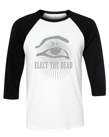 Men's | Sunburst Eye | 3/4 Sleeve Baseball Tee