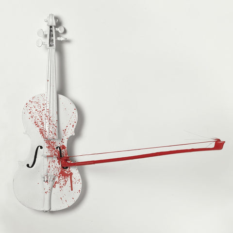 Violent Violins Archival Lithograph