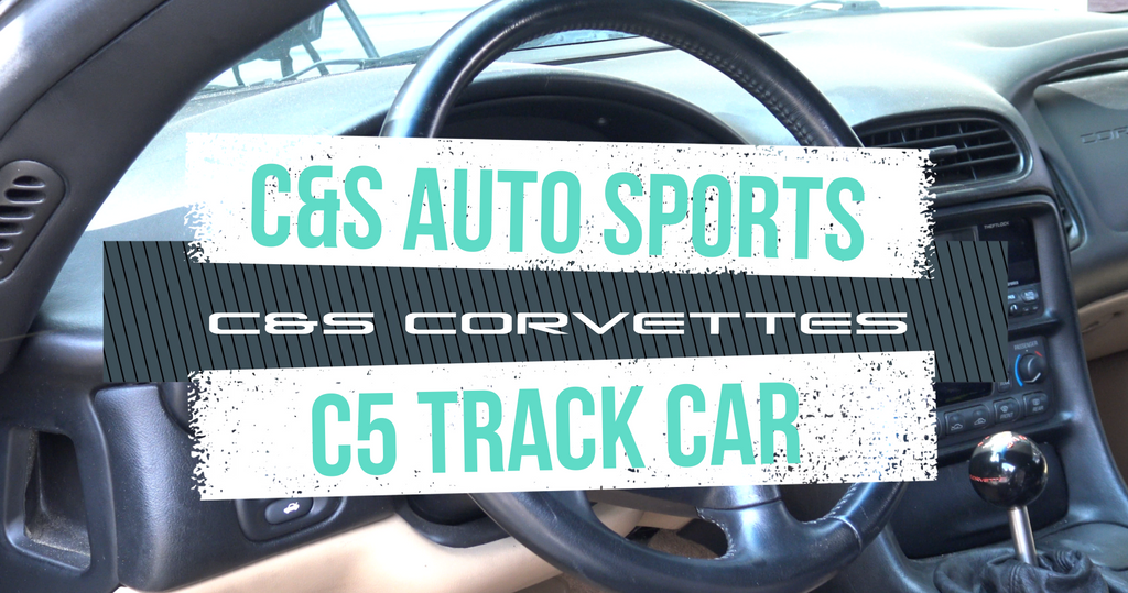 C&S Corvettes C5 Track Car - new engine test run