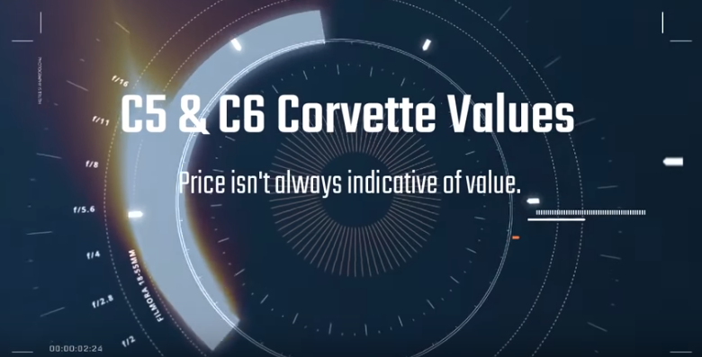C5 & C6 Corvette Values