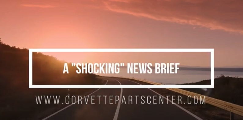 """Shocking"" Corvette News Brief"