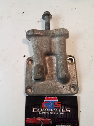 Air Condition compressor Manifold, Used, 1988 - 1991 Corvette