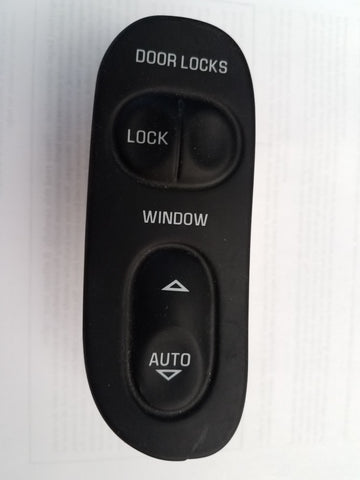 Power Window and Door Lock Switch, 1997 - 2004 Corvette