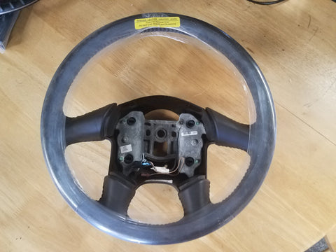 Steering Wheel, 2005 Corvette, NEW, GM