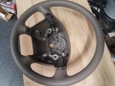 Steering Wheel, Shale, 2003 - 2004 Corvette