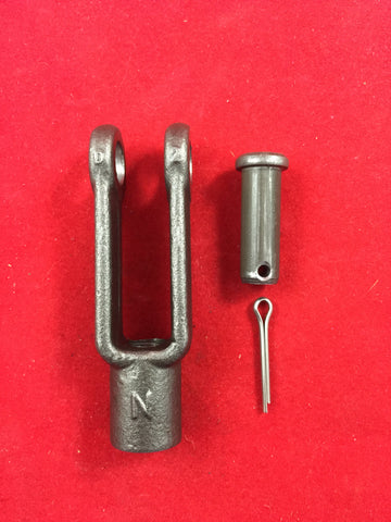 Brake Booster Push-Rod Clevis, Corvettes 68-76 - Corvette Parts Center  - 1