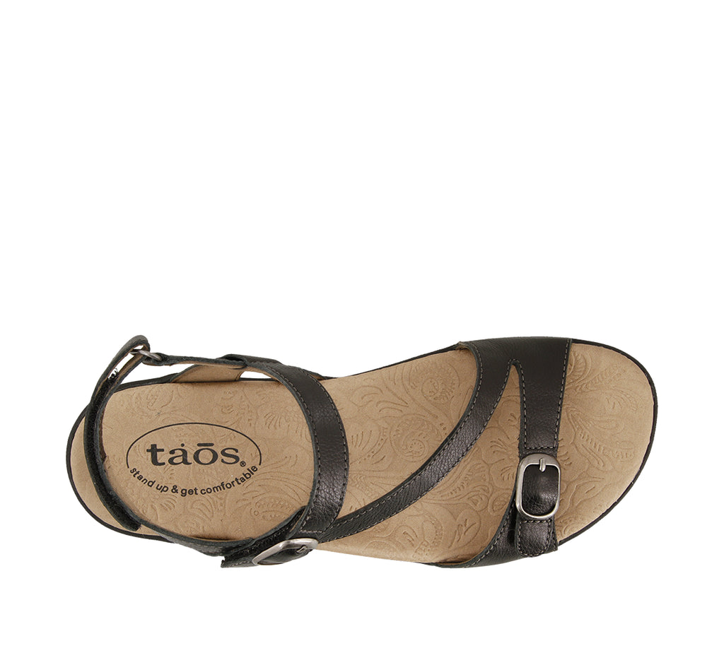 Beauty 2-Sandal-Taos-Black-6-Taos Footwear Canada