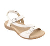 Beauty 2-Sandal-Taos-White Metallic-6-Taos Footwear Canada