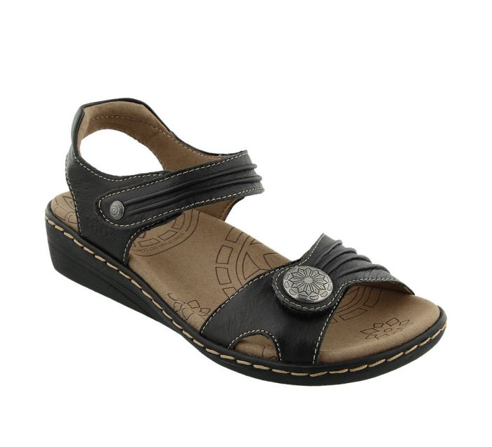 Escape-Sandal-Taos-Black-6-Taos Footwear Canada