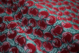 Bandolera Cherries Ultra Red Green