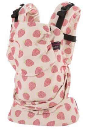 Mochila Emeibaby Strawberries talla baby