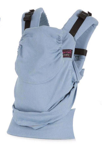 Mochila Emeibaby Full Light Blue talla baby