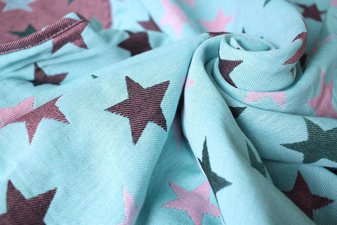 Bandolera Stars Ultra Black Rose Mint