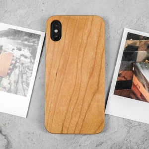 Slim iPhone Wood Cases