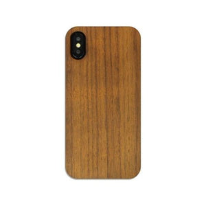 iPhone XR Wood Cases