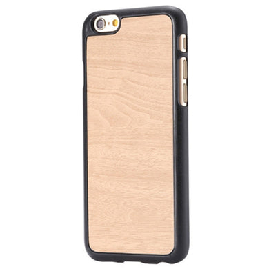 iPhone Slim Wood Finish Case - Light Natural - LUMBERCASE