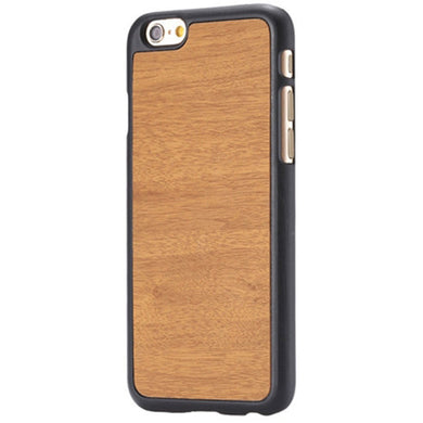 iPhone Slim Wood Finish Case - Natural - LUMBERCASE