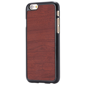 iPhone Slim Wood Finish Case - Cherry - LUMBERCASE