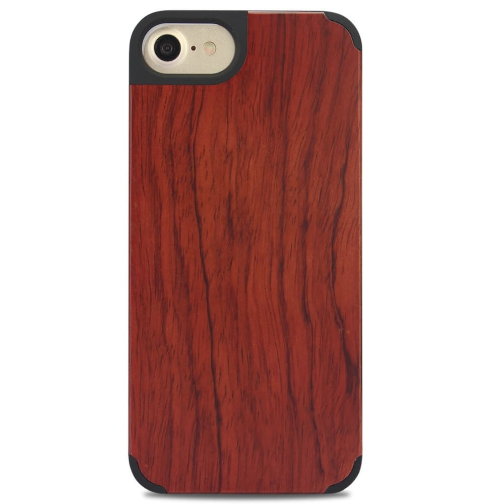 iPhone 8 Edge Armor Wood Case - LUMBERCASE